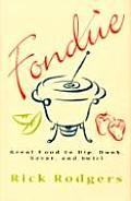 Fondue, a book by Rick Rodgers [click to buy on Amazon]