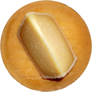 Paski Sir, a Croatian ewe's milk cheese